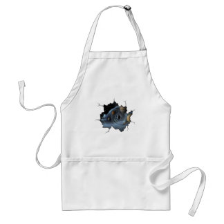Continuous  Living Adult Apron