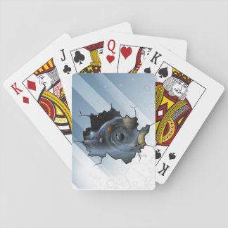 Continuous Living by David Ash Playing Cards
