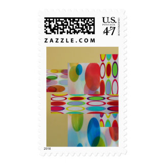 Continuous Postage Stamp