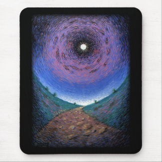 """Continuum"" mousepad"