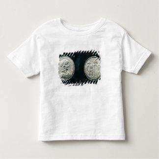 Contorniate representing Apuleius  and Toddler T-shirt