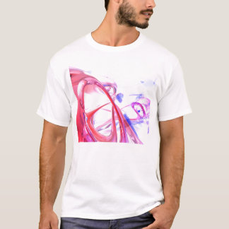 Contortion Abstract T-Shirt