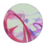 Contortion Pastel Abstract Poker Chips Set