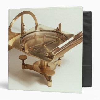 Contour Compass 3 Ring Binder
