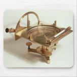 Contour Compass Mouse Pad