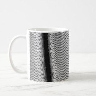 Contour Lines Coffee Mug