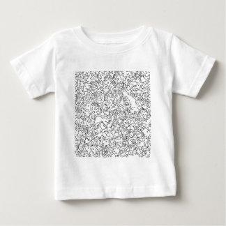 Contours Baby T-Shirt