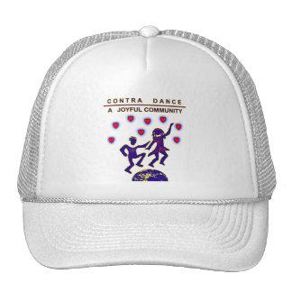 Contra alegría de la danza gorra