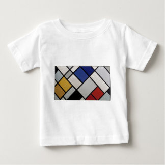 Contra-Composition of Dissonances, XVI Theo Baby T-Shirt