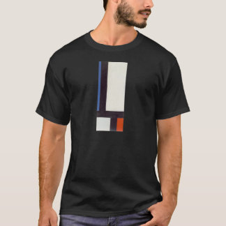 Contra-Composition VII by Theo van Doesburg T-Shirt
