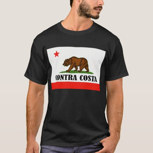 Contra Costa County -- T-Shirt