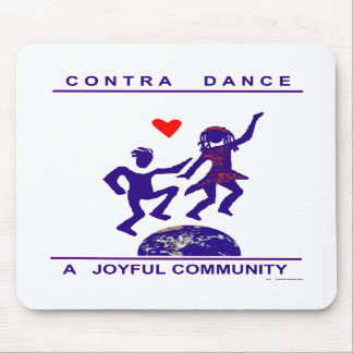 Contra Dance Gifts Mousepads