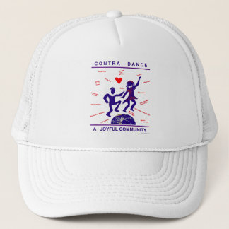 Contra Dance Gifts Trucker Hat