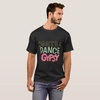Contra Dance Gypsy - Men's T-Shirt