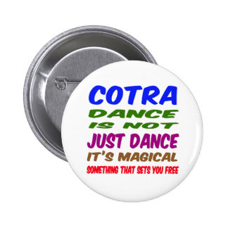Contra Dance is not just dance It's magical Pin
