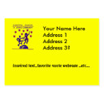 Contra Dance Joy Large Business Cards (Pack Of 100)