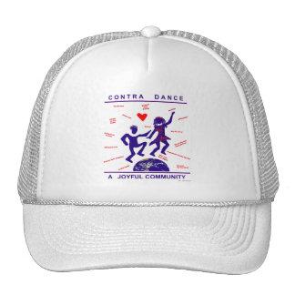 Contra Dance Joy Trucker Hat