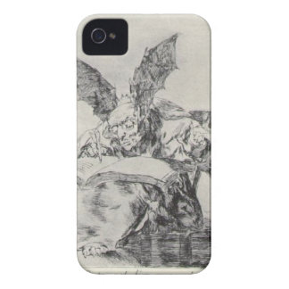 Contra el bien común de Francisco Goya Funda Para iPhone 4 De Case-Mate