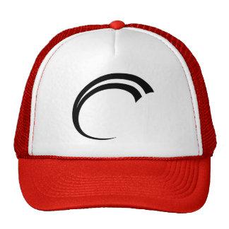 Contra el gorra de C ningún texto