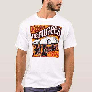 Contra el grano - camiseta blanca