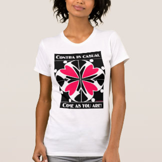 Contra Is Casual T-Shirt