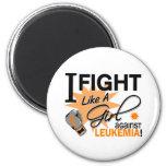 Contra leucemia imán
