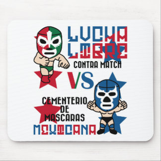 CONTRA MATCH#1 MOUSE PAD