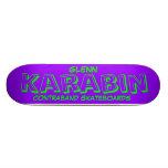 Contraband Skateboards-Glenn Karabin