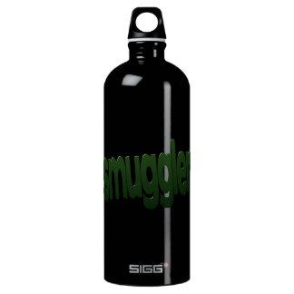 contrabandista botella de agua