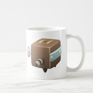 Contrabandista de la interferencia cubimal tazas de café