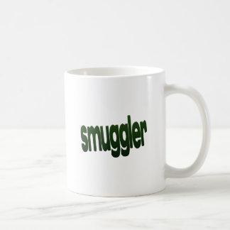 contrabandista taza de café