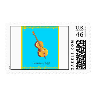 contrabass postage