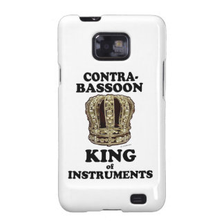 Contrabassoon King of Instruments Galaxy S2 Cover