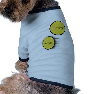 Contracción de Lorentz Camisetas De Perro
