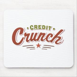 Contracción del crédito 1. tapetes de raton