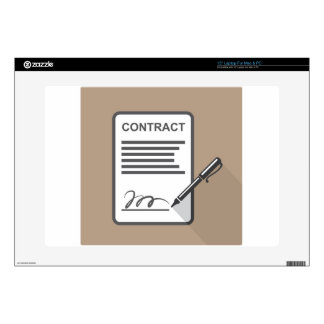 Contract Icon Skin For Laptop
