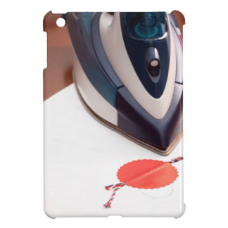 Contract ironing iPad mini covers