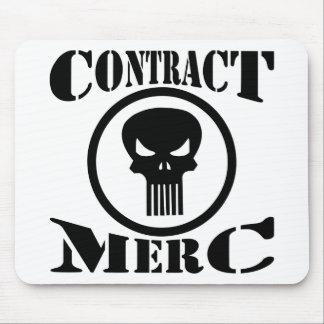 Contract Merc Mercenary Mouse Pad