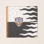 """Contrada della Lupa (She-Wolf) Palio di Siena Scarf<br><div class=""""desc"""">Contrada della Lupa (She-Wolf) Palio di Siena flag banner</div>"""