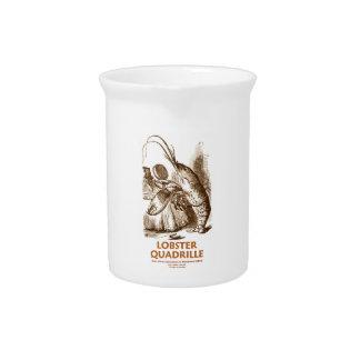 Contradanza de la langosta (humor del país de las jarras para bebida