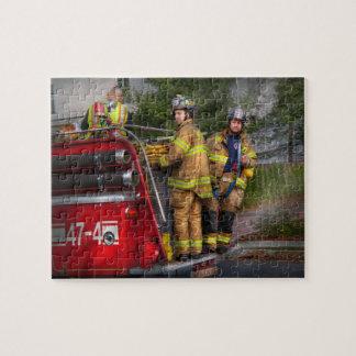 Contraincendios - solamente usted puede prevenir puzzle con fotos