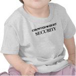 contrapeso, SEGURIDAD Camisetas