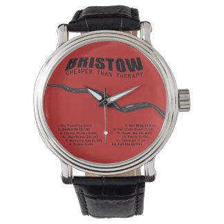 Contraportada CD de BRISTOW, más barata que Relojes De Mano