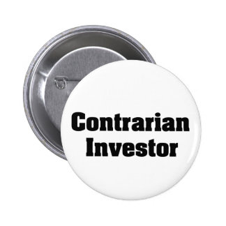Contrarian Investor Pin