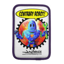 Contrary Robot Tablet Sleeve