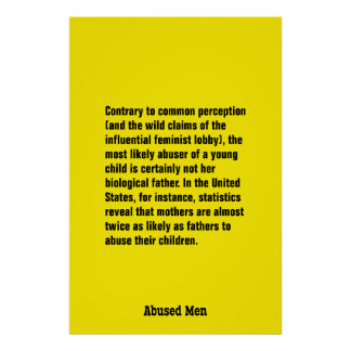 Contrary to Common Perception … Poster