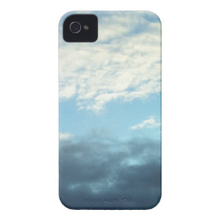 Contrast Clouds iPhone 4 Case