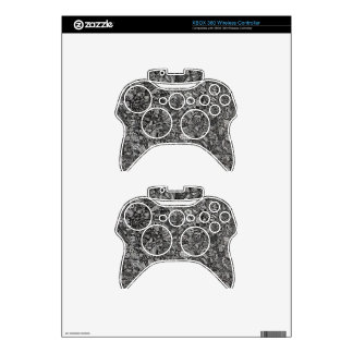 Contrast Electronics Skins Xbox 360 Controller Skins