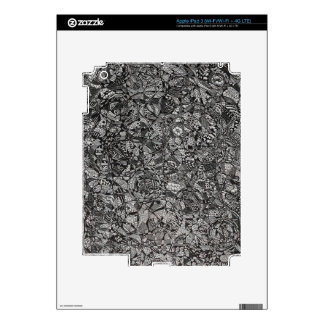 Contrast Electronics Skins Decal For iPad 3