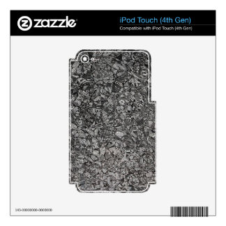 Contrast Electronics Skins Skins For iPod Touch 4G